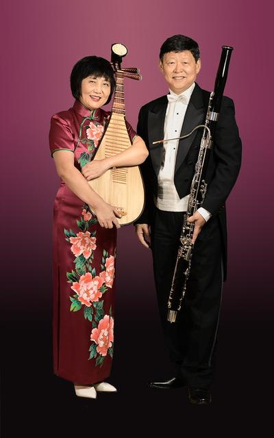 Gao Hong and Ye Yu